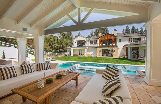 The Weeknd compra casa de R$ 65 milhões em Los Angeles (Foto: Trulia)