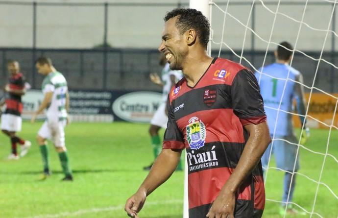 Eduardo Flamengo-PI (Foto: Renan Morais )