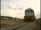 Com menor malha ferroviária do país, trilhos têm falta de manutenção em SC