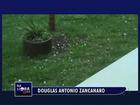 Chuva provoca alagamentos e danifica casas no norte do Paraná