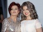 Sharon Osbourne fala sobre estado de saúde da filha: 'Está bem'