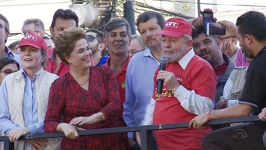 Ato em defesa do Polo Naval reúne milhares de pessoas em Rio Grande