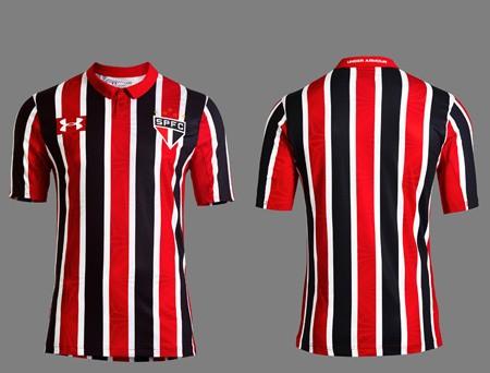 ac25b85307 OPINIÃO Camisa #2, que será lançada quinta-feira, é a mais bonita ...