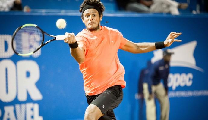João SOuza Feijão ATP 250 de Quito 2017 (Foto: Marcelo Vieira)