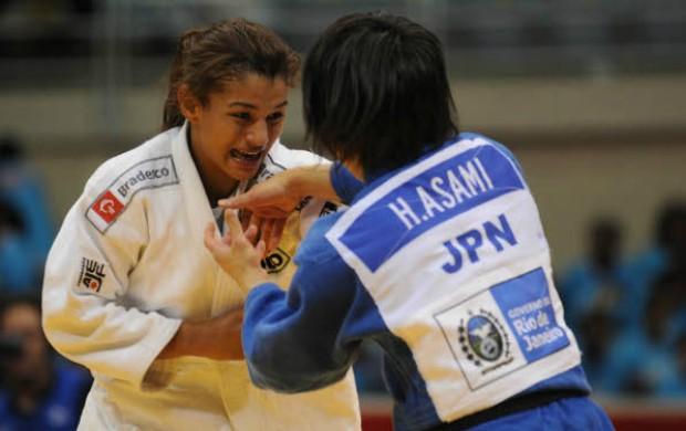 Sarah Menezes judô (Foto: Divulgação / CBJ)