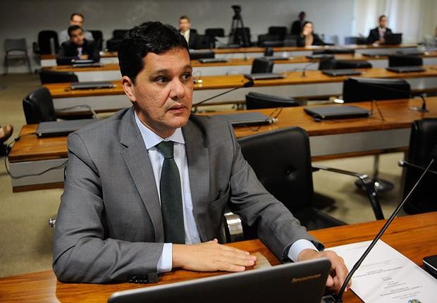 O senador Ricardo Ferraço (PSDB) (Foto: Jefferson Rudy/Agência Senado)
