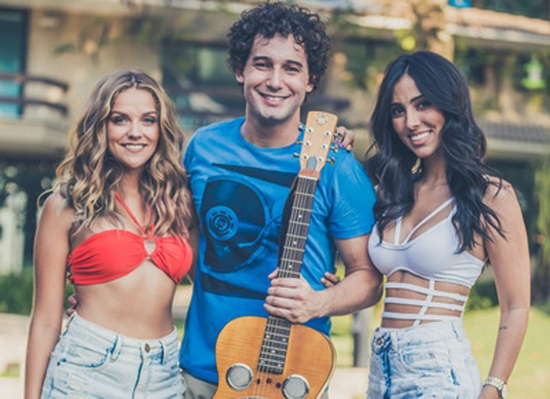 Gabi Lopes, Rafael Cardoso e Jade Seba (Foto: divulgação)