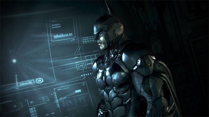 Batman usa toda sua tecnologia para lidar com as ameaças (Foto: Divulgação)