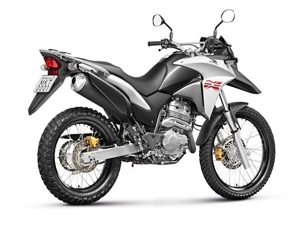 Honda XRE 300 flex (Foto: Divulgação)