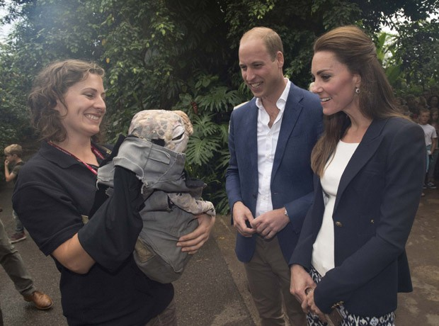 William e Kate (Foto: Getty Images)