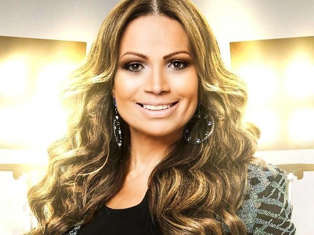 Cantora Solange Almeida  (Foto: Divulgação/assessoria/Augustus Produções )