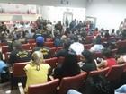 Policiais civis e delegados acampam na ALE e cobram PCCS pra categoria