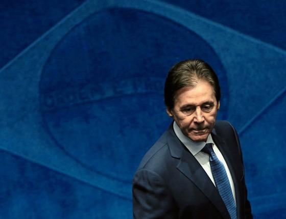 Eunício Oliveira,senador (Foto: Adriano Machado/Reuters)