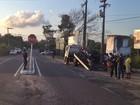PM apreende 13 veículos durante operação 'Divisa Segura' em Neópolis