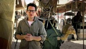 J. J. Abrams convida em vídeo fãs para participarem da campanha (Foto: Divulgação/Lucasfilm)