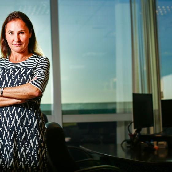 Flávia Piovesan, secretária dos Direitos Humanos, em seu gabinete (Foto: Sérgio Lima/ÉPOCA)