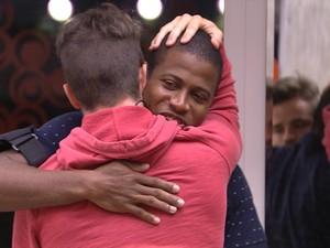 BBB às 00h09m do dia 11/03. (Foto: Big Brother Brasil)