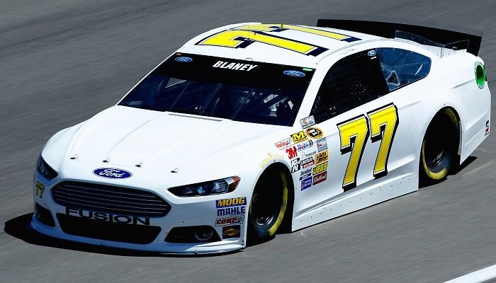 Dave Blaney carro 77 Nelsinho Piquet