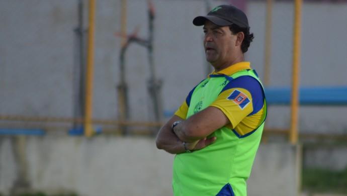 Juresco acredita que ainda não tem nada ganho (Foto: Thiago Barbosa/GLOBOESPORTE.COM)