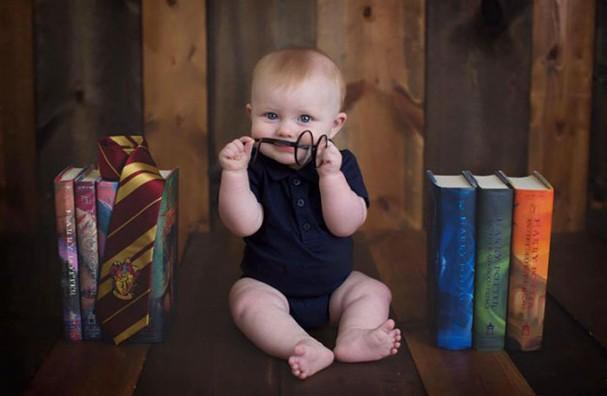 Baby Potter (Foto: Reprodução)