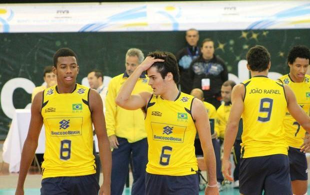Leandro volta para a seleção juvenil (Foto: Divulgação)