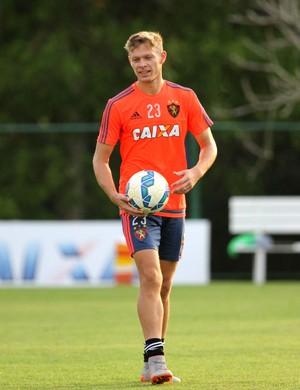Marlone Sport (Foto: Aldo Carneiro / Pernambuco Press)