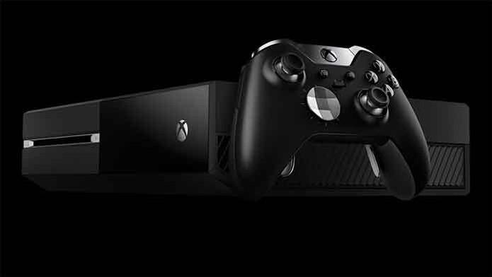 Xbox One Elite vem com o controle Wireless Elite (Foto: Divulgação/Microsoft) (Foto: Xbox One Elite vem com o controle Wireless Elite (Foto: Divulgação/Microsoft))