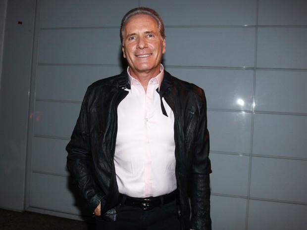 Roberto Justus em festa em São Paulo (Foto: Manuela Scarpa/ Foto Rio News)