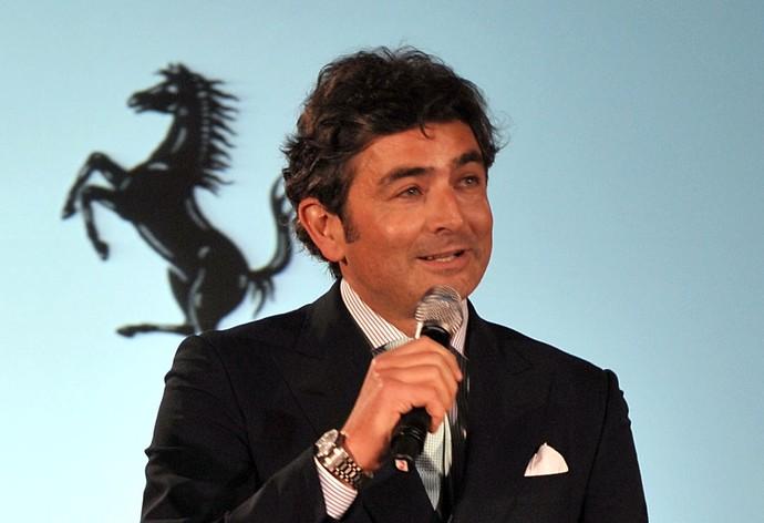 Marco Mattiacci, novo chefe da Ferrari na Fórmula 1 (Foto: Getty Images)
