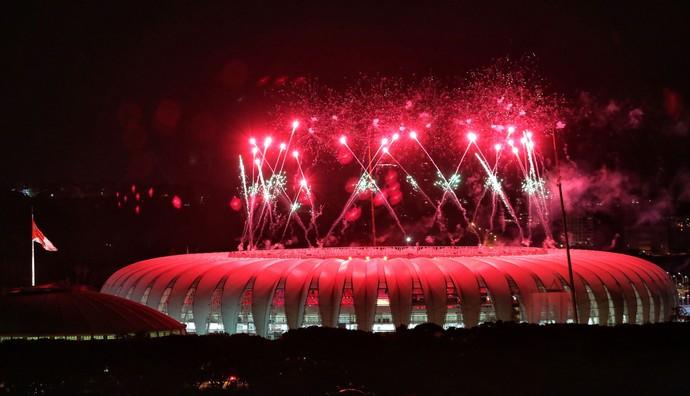 beira-rio reinauguração inter (Foto: Marcos Nagelstein/Divulgação Inter)