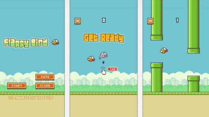 Flappy Bird vai sair do ar nas duas plataformas (Foto: Divulgação)