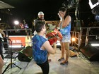 Fortal termina com pedido de casamento e Ivete Sangalo divando