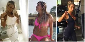 A ex-BBB Leticia Santiago (Foto: Reprodução/Instagram)