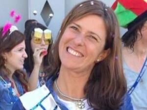 Professora universitária está desaparecida em Pelotas, RS (Foto: Reprodução/RBS TV)