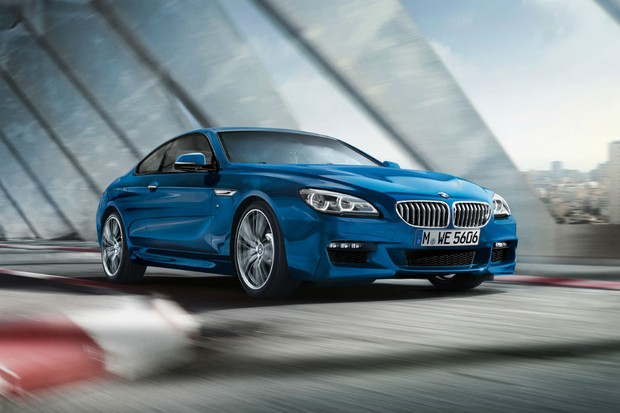 BMW Série 6 2018 (Foto: Divulgação)