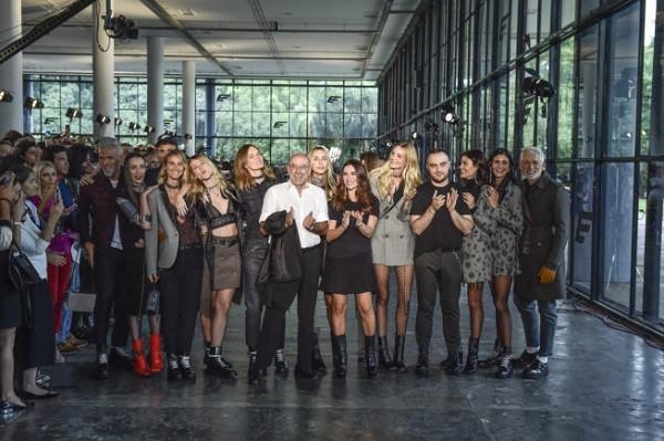 Desfile da Ellus evocou o estilo de outras épocas da marca na São Paulo Fashion Week (Foto: Divulgação)