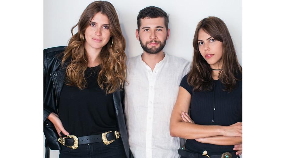 Manuela Bordasch, Arthur Chini e Catharina Dieterich são os sócios do Steal The Look (Foto: Divulgação / Luiza Ferraz)