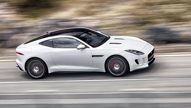 Jaguar F-Type R Coupé (Foto: Divulgação)