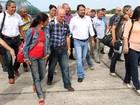 32 médicos cubanos chegam ao Amapá para atuar no Mais Médicos