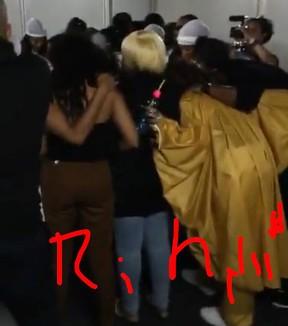 Rihanna (Foto: Snapchat / Reprodução)