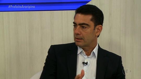 Raimundo Pimentel fala de medidas adotadas na educação de Araripina