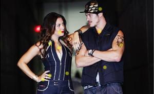 Inspire-se em Olenka e Darkson para arrasar no look da sua noitada (Avenida Brasil/TV Globo)