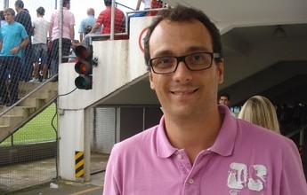 Alex Brasil confirma conversas para ser novo gerente de futebol do Coritiba