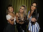 Fernanda Lacerda, a Mendigata, comemora aniversário com famosos em São Paulo