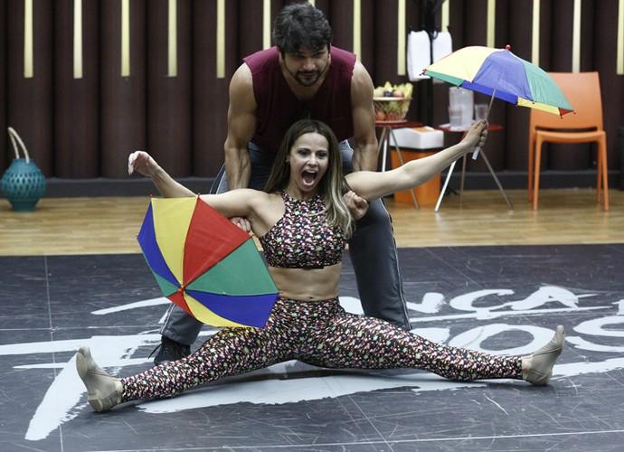 Viviane Araújo (Foto: Inácio Moraes / Gshow)