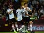 Manchester United vence e mantém tabu de 20 anos contra o Aston Villa