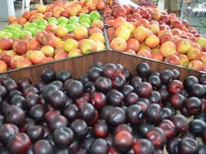 Frutas são excelentes fontes de fibras (Foto: Rodrigo Maia/G1)