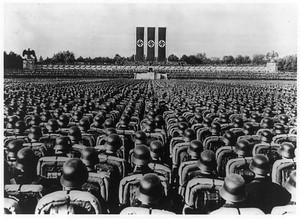 Padronização nazista (Foto: Reprodução)