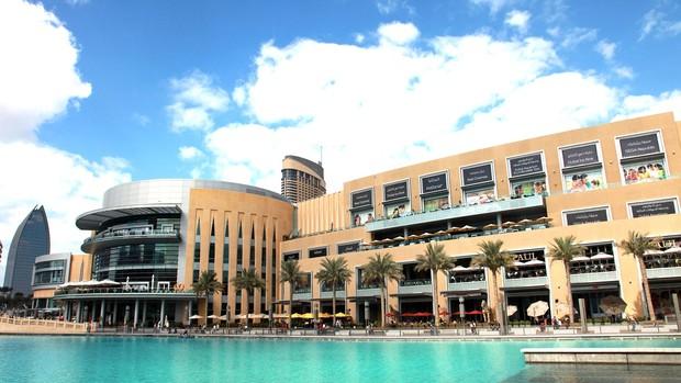 Shopping Dubai Mall (Foto: Getty Images)