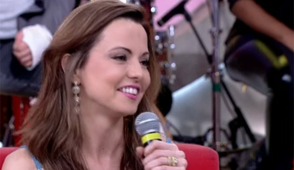 Encontro com Fátima Bernardes Lígia Guerra (Foto: Reprodução/ TV Globo / Encontro com Fátima Bernardes)
